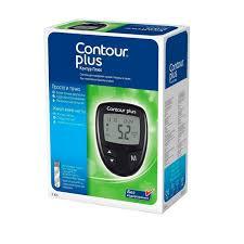 <b>Глюкометр CONTOUR</b>® PLUS + тест-полоски <b>CONTOUR</b>® PLUS ...