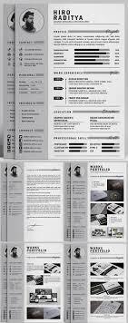 professional resume letter portfolio templates ai psd professional resume letter portfolio templates ai