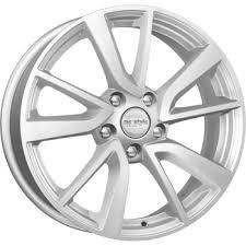 <b>КС699</b> (ZV 17_ Audi A4) R17х7 5х112 ЕТ46 СВ66.6 Silver <b>КиК</b> ...