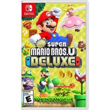 Super <b>Mario Bros</b>. U: Deluxe - Nintendo Switch : Target