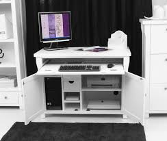 choosing the right desk for your home office baumhaus chadwick grey painted hidden home office