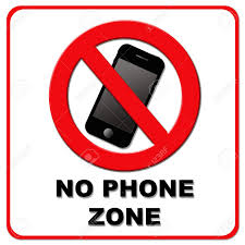 Image result for no cell phone image