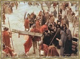 Resultado de imagen para Jesús y las hijas de Jerusalén