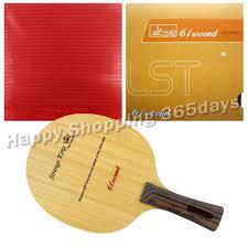 <b>Original</b> Pro Table Tennis Combo Racket <b>61second</b> Strange King ...