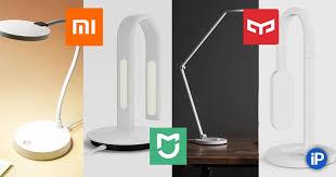 Выбираем умную <b>настольную лампу</b>. Пять хороших вариантов