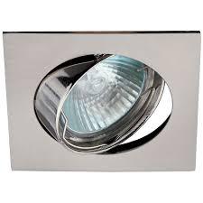 <b>Встраиваемый светильник ЭРА</b> Литой <b>KL2A</b> SN — купить в ...