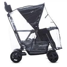 <b>Дождевик</b> для <b>коляски Joovy</b> Caboose Ultralight: купить в ...