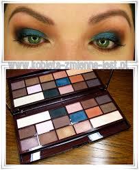 makeup revolution i heart makeup salted caramel palette makeup