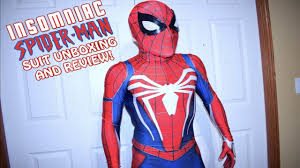 "<b>PS4</b> ""<b>Insomniac Spider-Man</b>"" Suit Unboxing And Review! - YouTube"