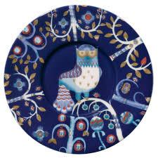 <b>Блюдце Taika под кофейную</b> чашку, синее - Интернет-магазин ...