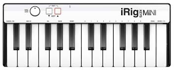 <b>MIDI</b>-<b>клавиатура IK Multimedia</b> iRig Keys Mini — купить по ...