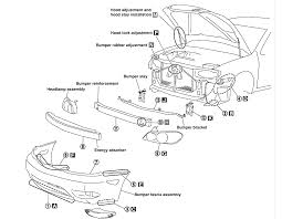 how to replace hid head lights in 2002 infiniti i35 both lights cover to access all of the bolts for the headlamp assembly most of this is held on clips there are 3 bolts which are circled on the diagram