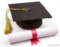 Image result for graduation honors red and black