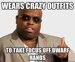Sell out Cee Lo Green memes | quickmeme via Relatably.com
