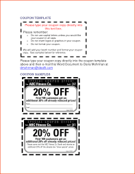 7 microsoft word coupon template survey template words about com od templates ss microsoft