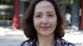 Karin Thelemann vom Goethe-Institut in Schweden (Foto: DW/Simon Emmerlich)
