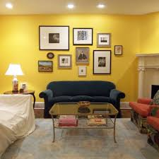 room bhg living rooms yellow