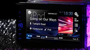 Pioneer MVH-AV290BT Double DIN <b>Bluetooth Radio</b> - No CD Slot ...