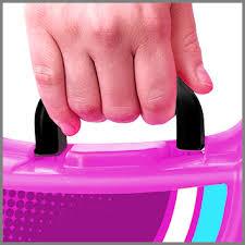 <b>Детский чемодан</b> на колесиках, розовый | Купить с доставкой ...