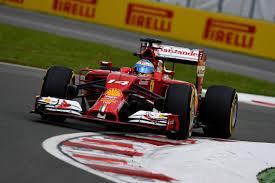 Alonso rodando en pista
