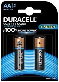 <b>Батарейка Duracell</b> Ultra Power AA/<b>LR6</b> — купить по выгодной ...