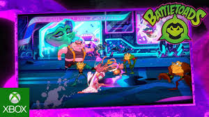 <b>Battletoads</b> - E3 2019 - Gameplay Trailer - YouTube