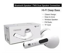 Big Size AirPods Pro Bluetooth TWS Dual <b>Portable Speaker</b> - <b>MK</b> ...