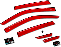 Кобра <b>тюнинг</b>: Ветровики на окна автомобиля (<b>дефлекторы окон</b>)