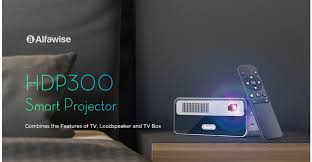 <b>Alfawise HDP300 DLP</b> 300 ANSI Mini Projector Now available for ...