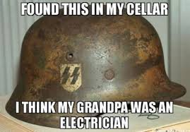 Thread - My grandfather died in a concentration camp. Fell out of ... via Relatably.com