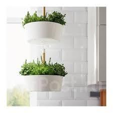 <b>Кашпо</b> подвесное <b>Биттергурка</b> белый <b>ИКЕА</b> - Растения во ...