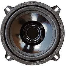 Купить <b>Колонки автомобильные URAL</b> Molot AS-M130, 13 см (5 ...