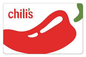 Chilis $25 Gift Card - Walmart.com - Walmart.com
