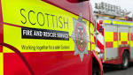 Firefighters tackling major blaze at Glasgow Golf Club