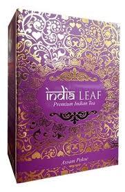 <b>Чай чёрный India Leaf</b> Assam Pekoe — купить по выгодной цене ...
