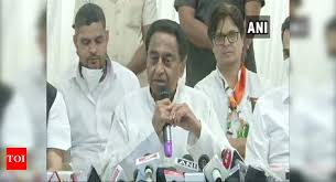 After Scindia says 'Yes, <b>I am a dog</b>', Nath's clarification | India News ...