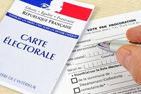 Présidentielles : Pensez au vote par procuration !