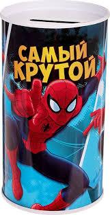 "<b>Копилка</b> Marvel ""Самый крутой. Человек-паук"""