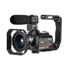<b>ORDRO AC5 4K</b> WiFi <b>Digital</b> Video Camera Camcorder Recorder ...