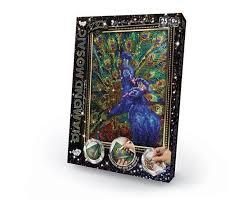 <b>Danko</b> Toys Набор креативного творчества Diamond Mosaic ...