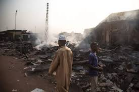Central <b>African</b> Republic: <b>Ethnic</b> cleansing and sectarian killings ...