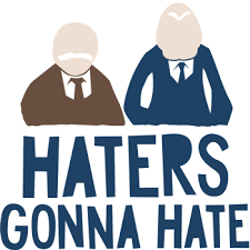 <b>Haters Gonna Hate</b> T-Shirt | BustedTees.com