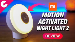 Xiaomi <b>Mi Motion Activated</b> Night Light 2 - Just ₹500!! - YouTube