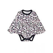 <b>Winkiki Боди</b> для девочки Leopard - Акушерство.Ru