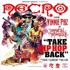 Necro – Take <b>Hip</b>-<b>Hop Back</b> Lyrics | Genius Lyrics