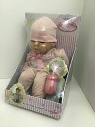 <b>My First Baby Annabell</b> Baby Doll With Accessories Ages 1 Zapf ...