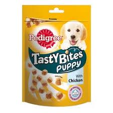 <b>Лакомство Pedigree Tasty Bites</b> для щенков в форме ароматных ...