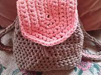 42 mejores imágenes de mochilas totora/crochet   Mochilas crochet ...