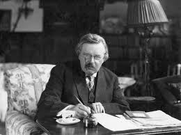 reading g k chesterton a guide for the new fan