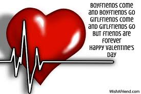 Valentines Day Messages For Friends via Relatably.com